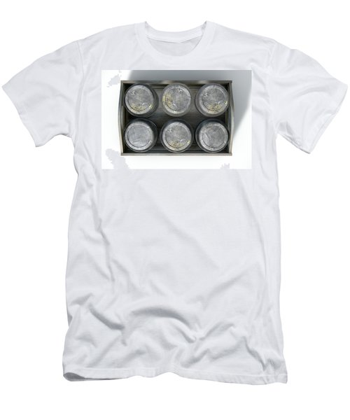 Whiskey Jars In A Crate Men's T-Shirt (Athletic Fit)
