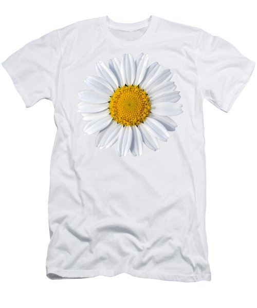 Daisy Men's T-Shirt (Slim Fit) by George Atsametakis
