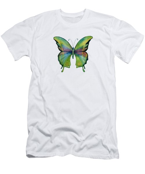 11 Prism Butterfly Men's T-Shirt (Athletic Fit)
