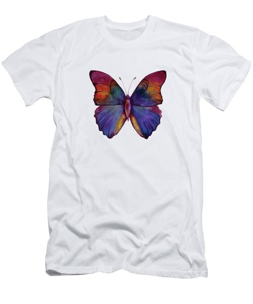 13 Narcissus Butterfly Men's T-Shirt (Athletic Fit)