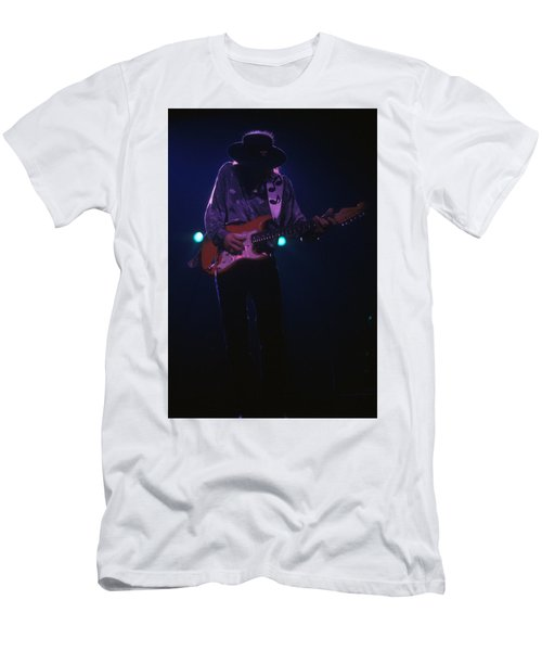 Stevie Ray Vaughan Men's T-Shirt (Athletic Fit)