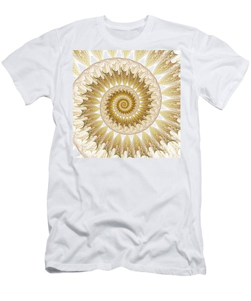 18 Karat Men's T-Shirt (Slim Fit) by Lea Wiggins