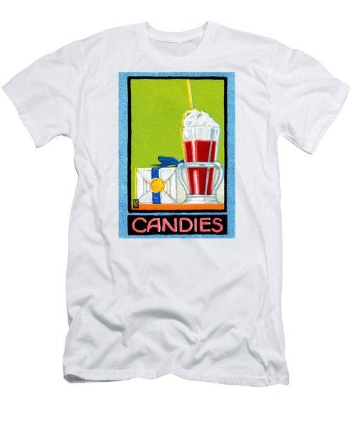 1910 Candies Men's T-Shirt (Athletic Fit)