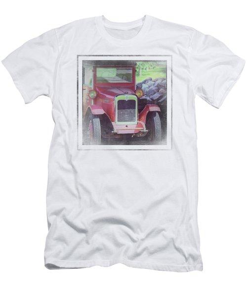 1920 International Farm Truck Men's T-Shirt (Athletic Fit)