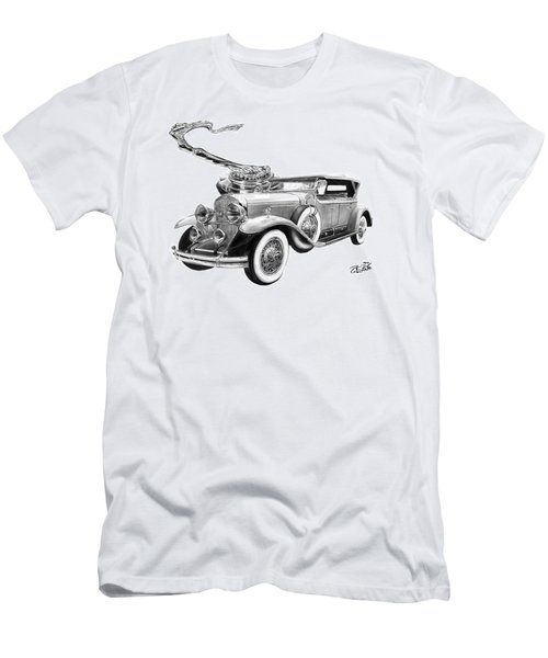 1929 Cadillac  Men's T-Shirt (Athletic Fit)