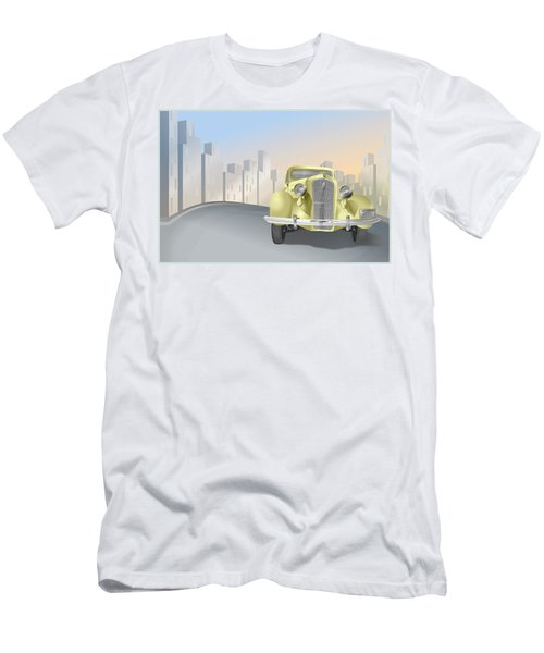 1930's Plymouth Sedan Men's T-Shirt (Athletic Fit)