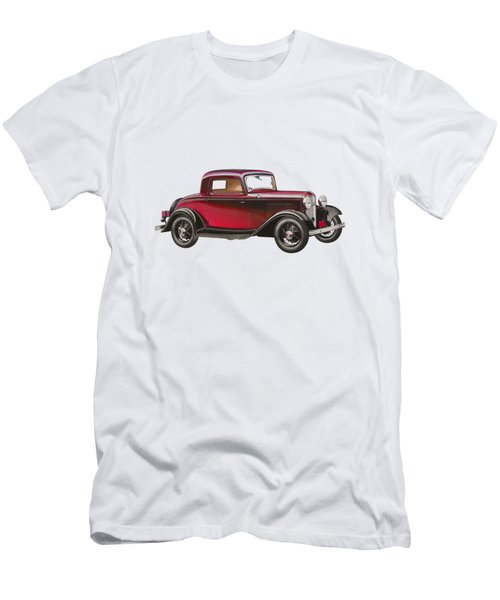 1932 Ford Deluxe Men's T-Shirt (Athletic Fit)