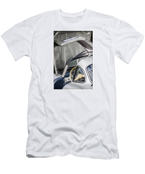 1954 Mercedes-benz 300sl Gullwing Men's T-Shirt (Athletic Fit)