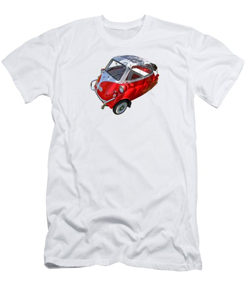 1957 Isetta 300 Top View Men's T-Shirt (Athletic Fit)