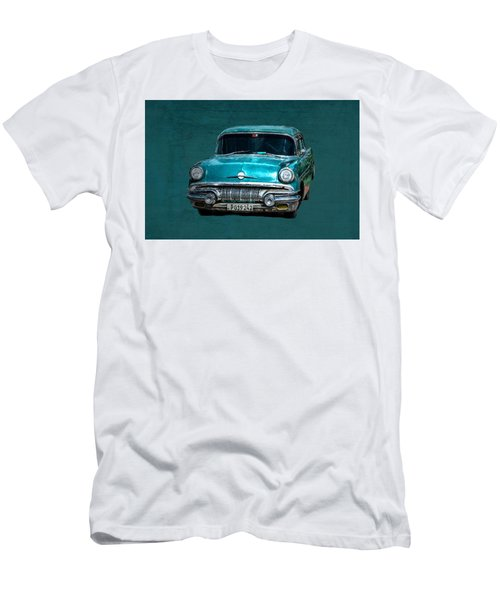 1957 Pontiac Bonneville Men's T-Shirt (Athletic Fit)