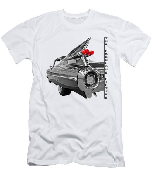 1959 Cadillac Tail Fins Men's T-Shirt (Athletic Fit)