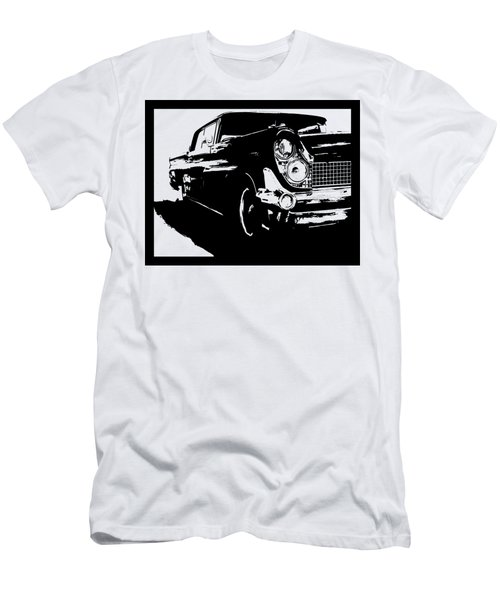 1959 Lincoln Continental Tee Men's T-Shirt (Athletic Fit)