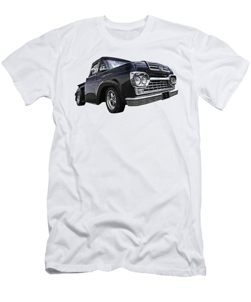 1960 Ford F100 Truck Men's T-Shirt (Athletic Fit)