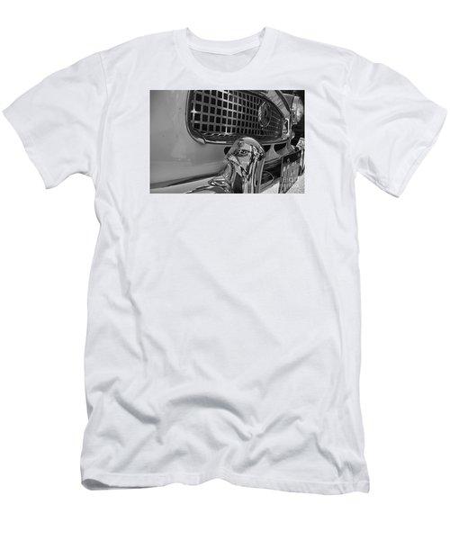 1961 Nash Metropolitan Bw Pov Men's T-Shirt (Slim Fit) by John S