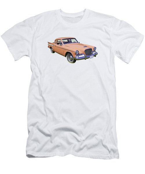 1961 Studebaker Hawk Coupe Men's T-Shirt (Athletic Fit)