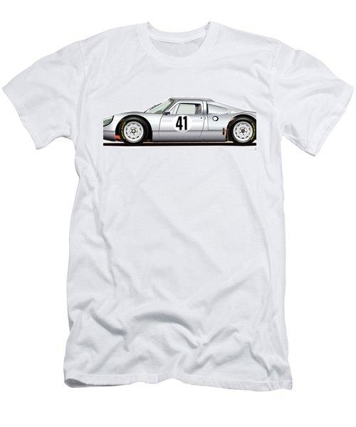 1964 Porsche 904 Carrera Gts Men's T-Shirt (Slim Fit) by Alain Jamar