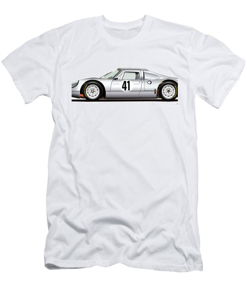 1964 Porsche 904 Carrera Gts Men's T-Shirt (Athletic Fit)