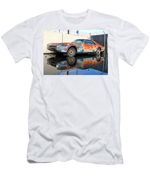 1966 Toronado In Decay  Men's T-Shirt (Athletic Fit)
