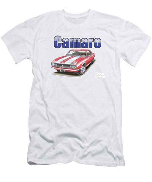1967 Camaro Men's T-Shirt (Slim Fit) by Thomas J Herring