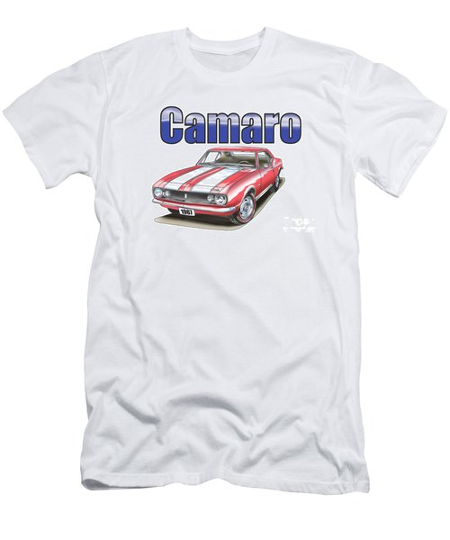 1967 Camaro Men's T-Shirt (Athletic Fit)