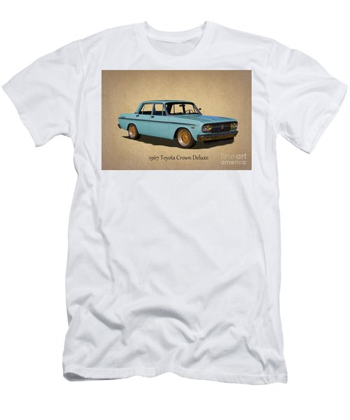 1967 Toyota Crown Deluxe 2 Men's T-Shirt (Athletic Fit)