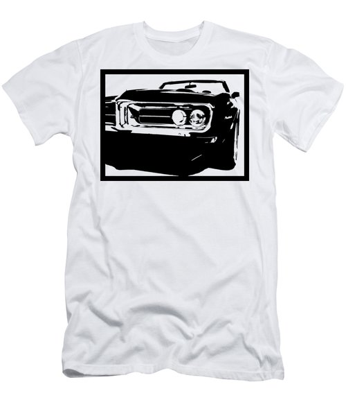 1968 Firebird Tee Men's T-Shirt (Athletic Fit)