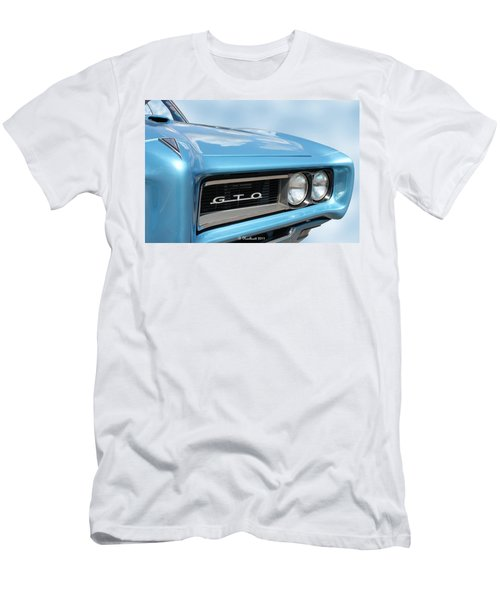 1968 Pontiac Gto Men's T-Shirt (Athletic Fit)