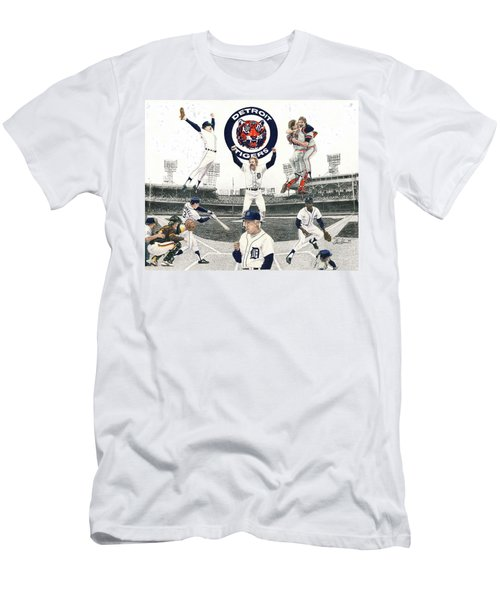 1984 Detroit Tigers Men's T-Shirt (Athletic Fit)