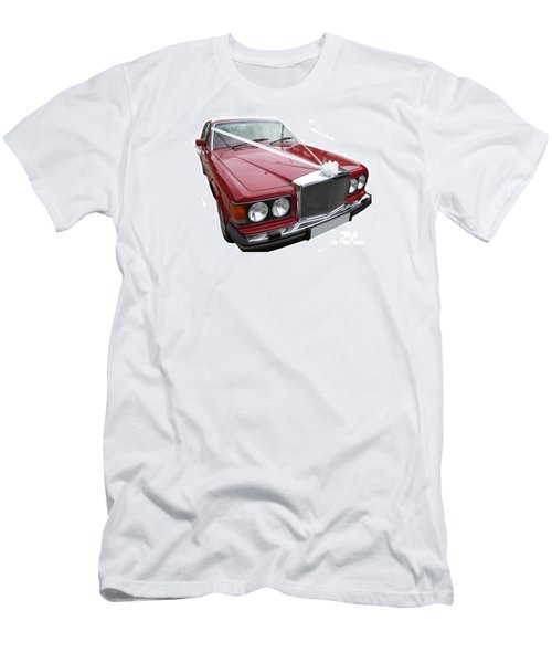 1997 Bentley Turbo R Men's T-Shirt (Athletic Fit)