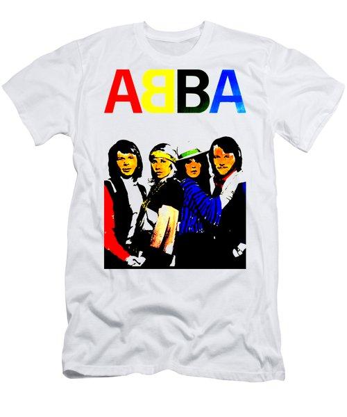 Abba Men's T-Shirt (Athletic Fit)