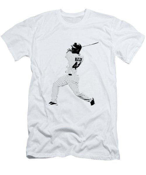 Anthony Rizzo Men's T-Shirt (Athletic Fit)