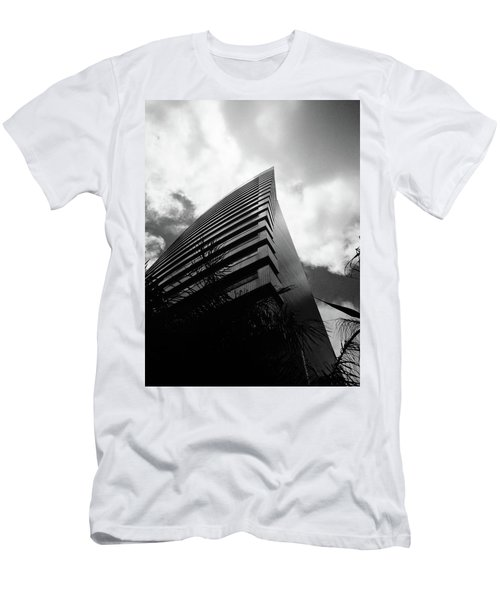 Architecture And Building Men's T-Shirt (Slim Fit)