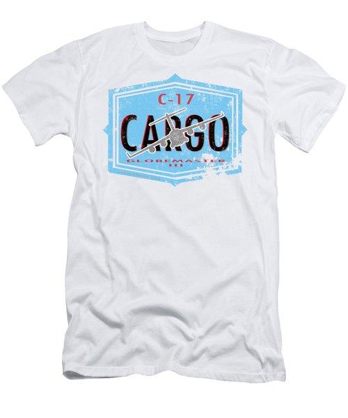 C-17 Cargo Men's T-Shirt (Athletic Fit)