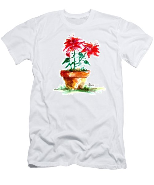 Cracked Pot  Men's T-Shirt (Athletic Fit)