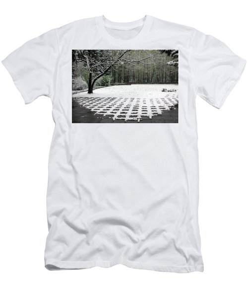 First Snow Fall Men's T-Shirt (Athletic Fit)