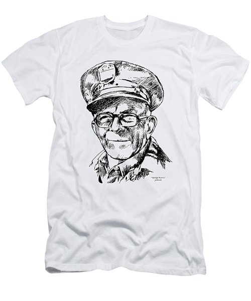 George Burns Men's T-Shirt (Athletic Fit)