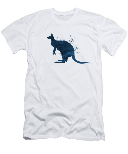 Kangaroo Men's T-Shirt (Athletic Fit)