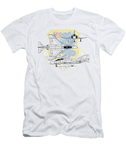 Mcdonnell Douglas F-4d Phantom II Men's T-Shirt (Athletic Fit)