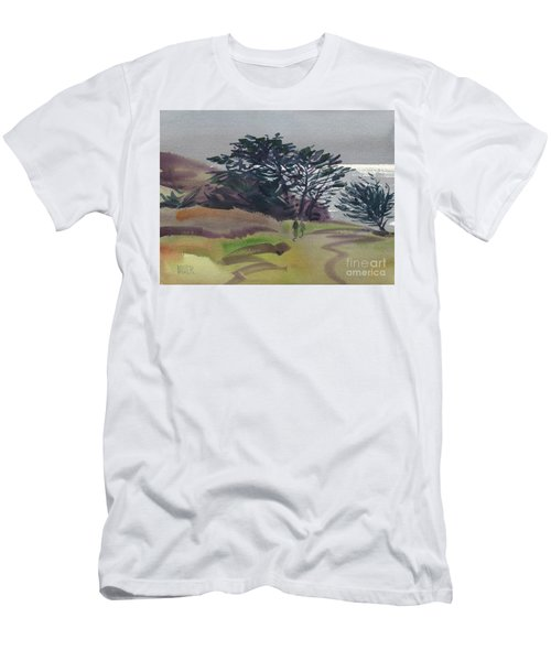 Miramonte Point 1 Men's T-Shirt (Slim Fit) by Donald Maier