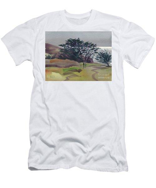 Miramonte Point 1 Men's T-Shirt (Athletic Fit)