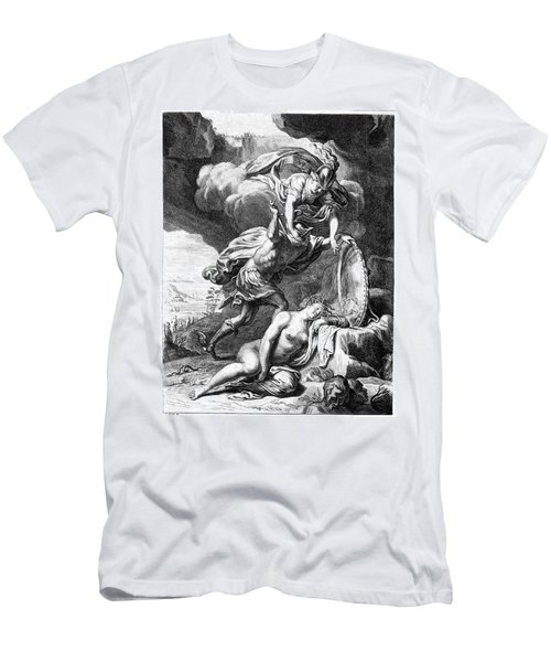 Mythology: Perseus Men's T-Shirt (Athletic Fit)