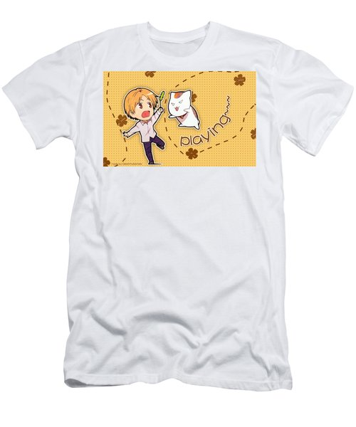 Natsume's Book Of Friends Men's T-Shirt (Athletic Fit)