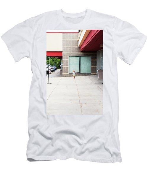 New Upload Men's T-Shirt (Athletic Fit)