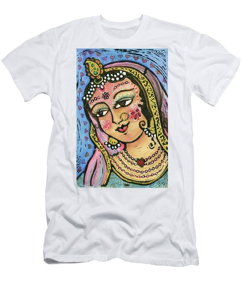 Radha Men's T-Shirt (Athletic Fit)