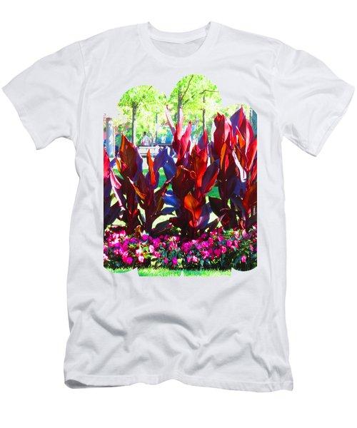 Shirts N Pod Gifts Boston N Surrounding Area Nature Photography By Navinjoshi Fineartamerica Pixles Men's T-Shirt (Slim Fit) by Navin Joshi