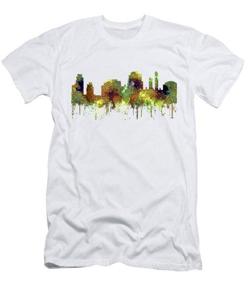 Tempe Arizona Skyline Men's T-Shirt (Athletic Fit)