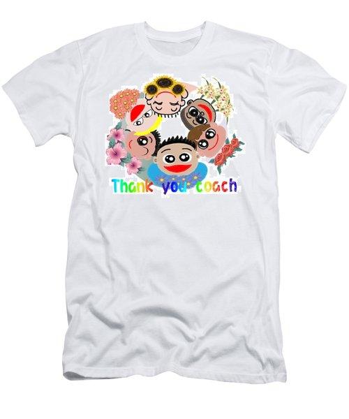 Tkd No1 Men's T-Shirt (Athletic Fit)
