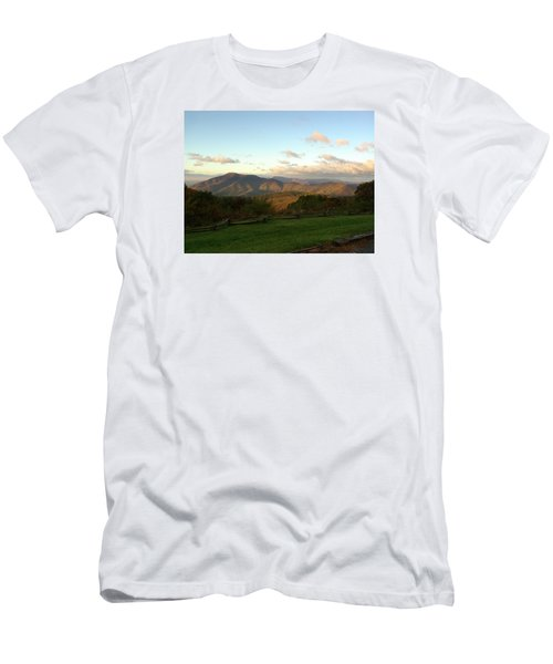 Kevin Blackburn Nature Photography Men's T-Shirt (Athletic Fit)