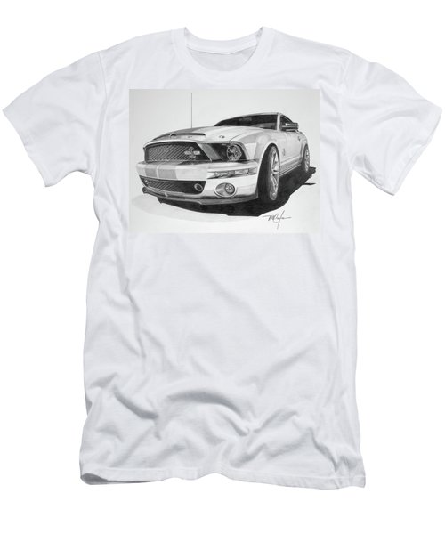 2008 Shelby Cobra 40th Anniversary 1968-2008 Men's T-Shirt (Athletic Fit)