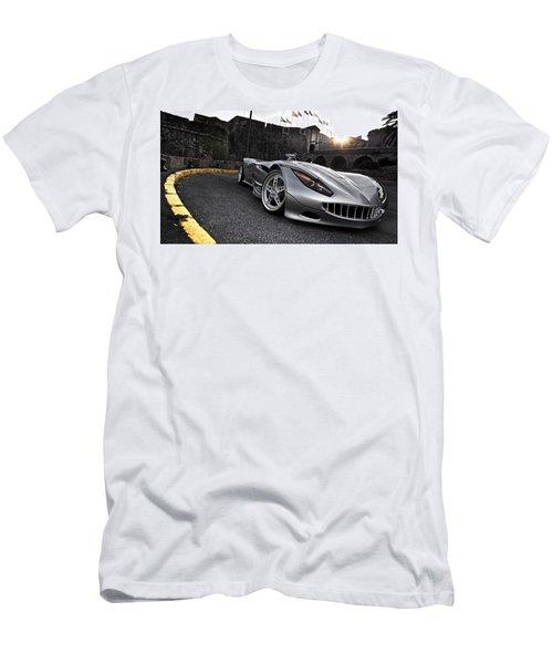 2009 Veritas Rs IIi Sports Car Men's T-Shirt (Athletic Fit)